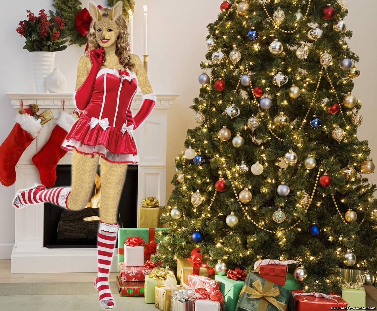 Фото новогодней елки 2012 воронеж 5